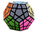 Shengshou Educational Megaminx Dodecahedron Magic Cube IQ Puzzle Toy Educational Toy for Adult Children