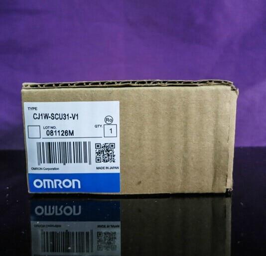 CJ1W-SCU31-V1    PLC cj1w scu41 v1 omron plc module cj1w scu41 v1 1pc used for communication unit cj1w scu41 v1 tested cj1wscu41v1