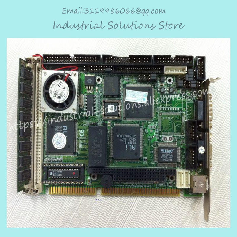 SBC8243 REV.A5 Spark Machine Cutting Long Card Industrial Motherboard 100% tested perfect quality aaeon sbc 554 a1 3 industrial motherboard card with good quality wholesale