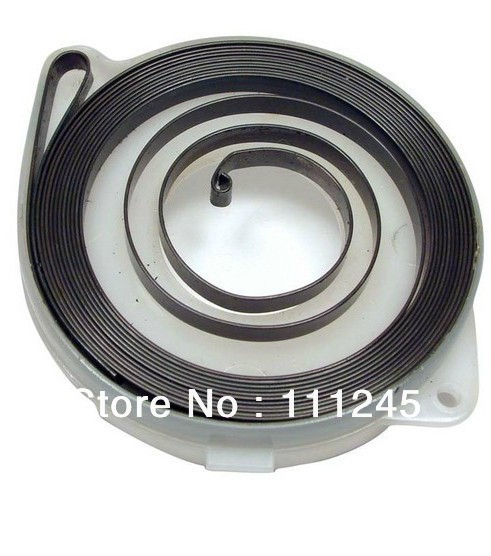 4 X  STARTER REWIND SPRING FOR PARTNER & HUS. 3120K 3120XP K1250 CUT OFF SAW  FREE POSTAGE  SPIRAL SPRING OEM  P/N 503 12 50-01 husqvarna k 3000 cut n break б у