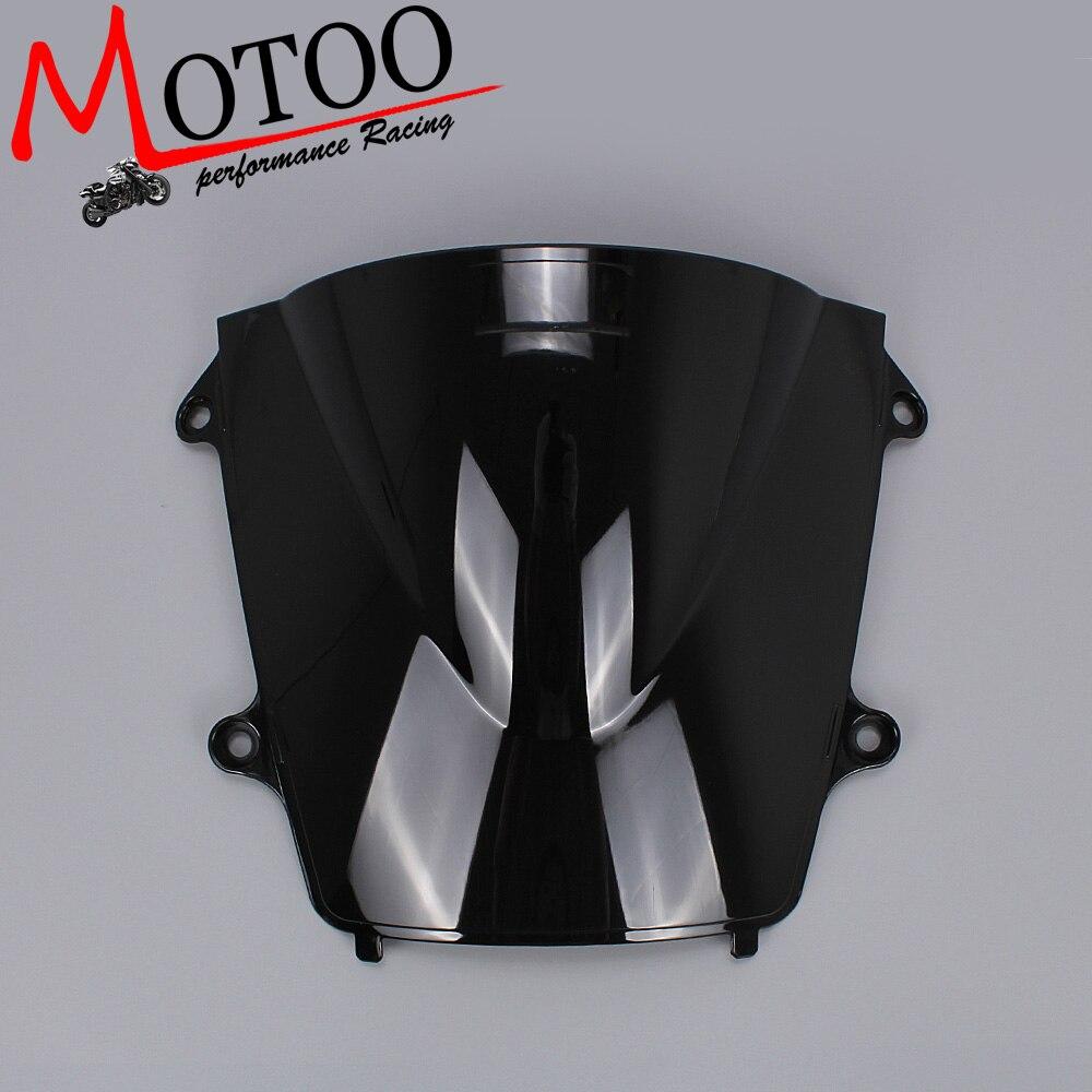 Motoo -Windshield WindScreen Double Bubble for HONDA CBR600RR 2013-2016