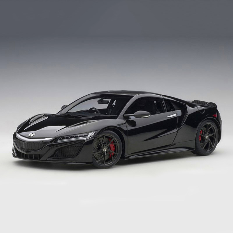 1:18 Alloy Pull Back Toy AUTOart HONDA NSX (NC1) 2016 Car Model Of Children's Toy Cars Original Authorized Authentic Kids Toys акриловая ванна am pm inspire 180x80