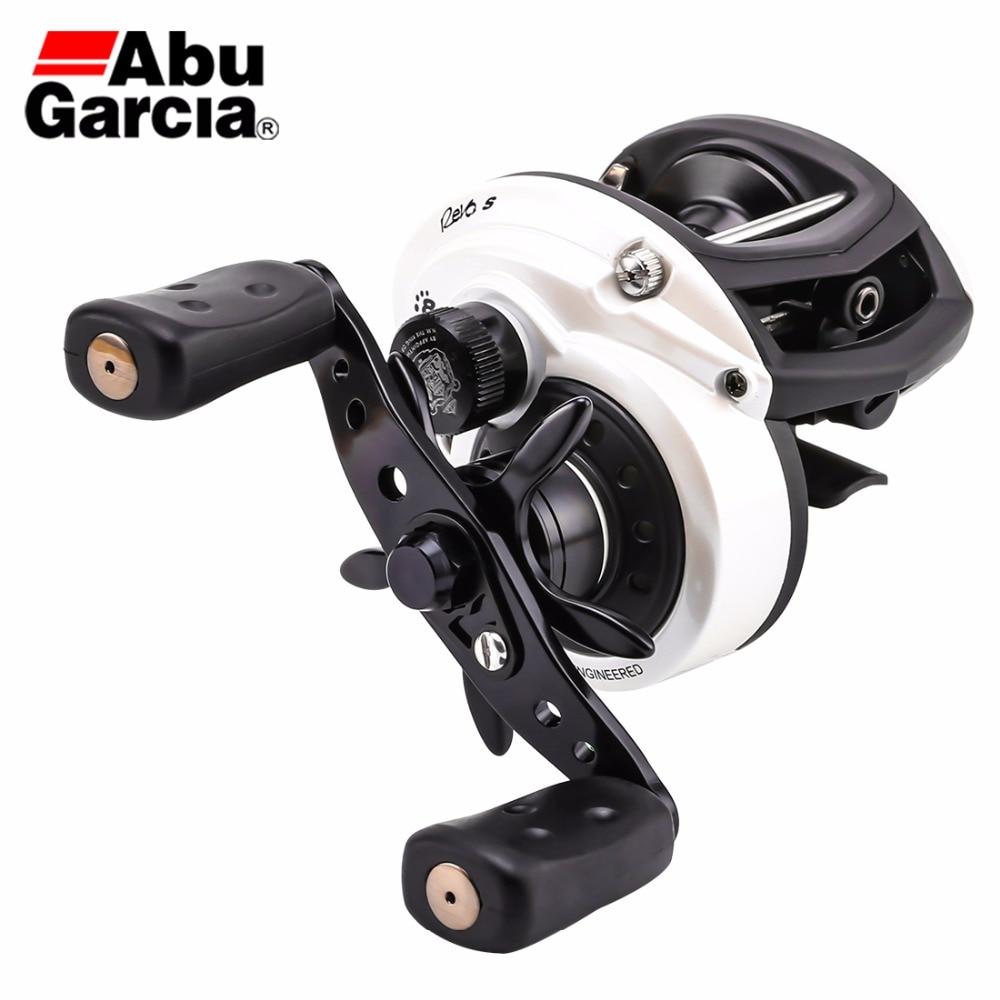 Big Sale Abu Garcia Brand REVO S 8BB 6 4 1 Right Left Hand Baitcasting Fishing