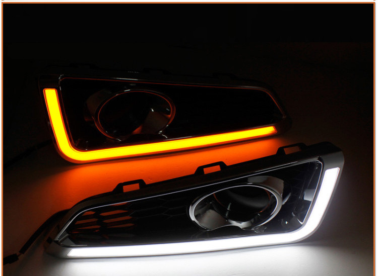 Для Jeep 7 ''светодиодный комплект фар черного цвета с белым Halo Angel Eye Ring DRL & Amber указатели поворота заменяет любой 7'' фары - 5