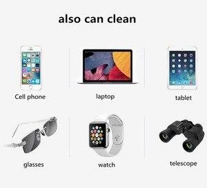 Image 4 - 10 قطعة نظافة الكاميرا الجافة + 10 قطعة كاميرا رقمية الرطب الاستشعار تنظيف مسحات لنيكون كاميرا كانون APS C الإطار الإطار الكامل