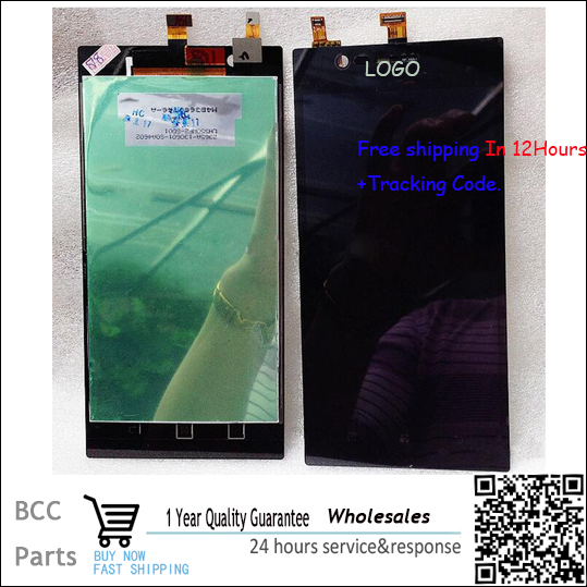 ФОТО Full LCD DIsplay+Touch Screen Digitizer Assembly Replacement For Lenovo K900 Original New ,100% Test Ok