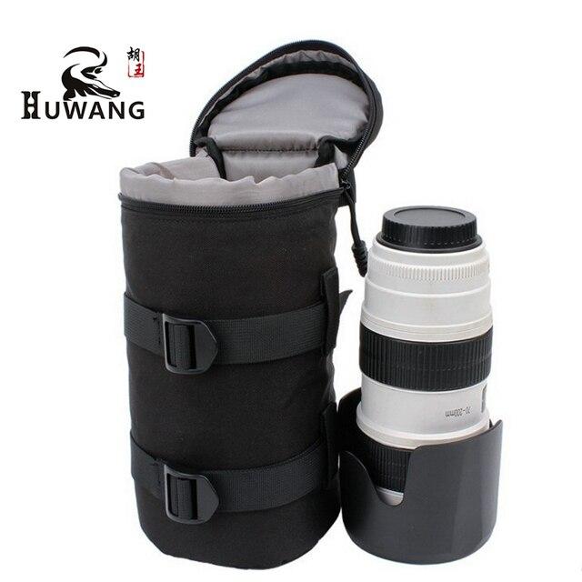 Huwang универсальный водонепроницаемый защитный чехол для объектива камеры мешок цифровой dslr камеры чехол обложка сумка для canon nikon sony