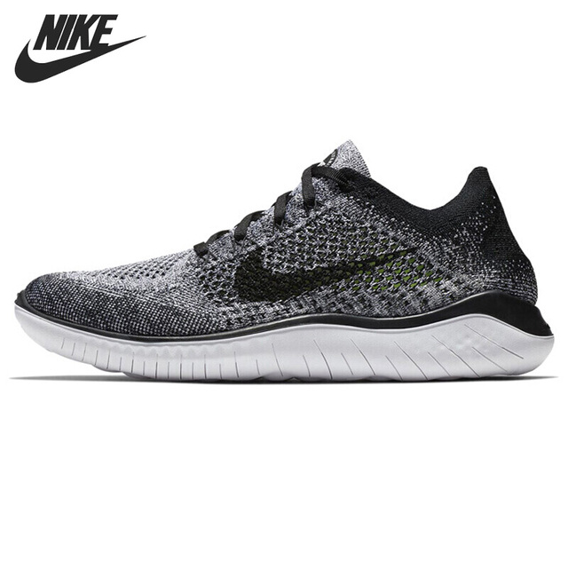 sports shoes 36bb7 32b06 Original New Arrival 2018 NIKE FREE RN FLYKNIT Men s Running Shoes Sneakers