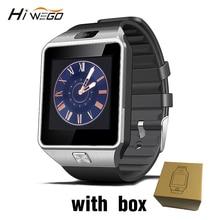 Smart Watch Men DZ09 Bluetooth Sports Smartwatch Support SIM Card Camera Men Women Smart WristWatch for