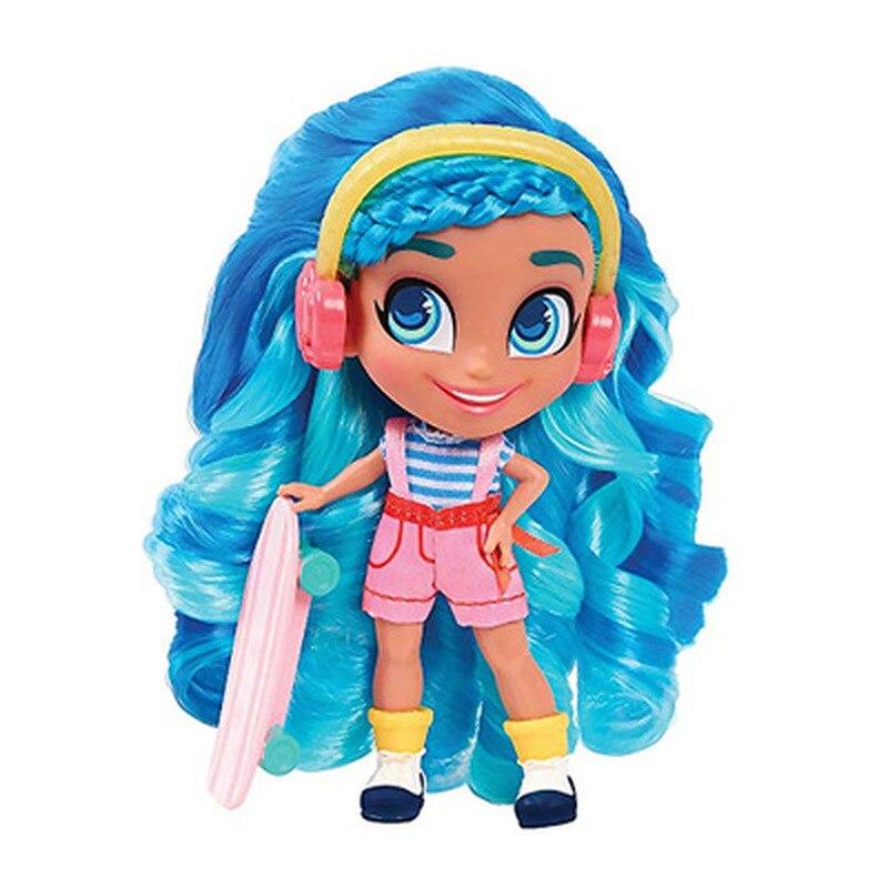 2019 New Hairdorables Dolls For Girls Indoor Kids Girls Hair Beauty Surprise Dolls For Children Good Gift Dropshipping Wholesale