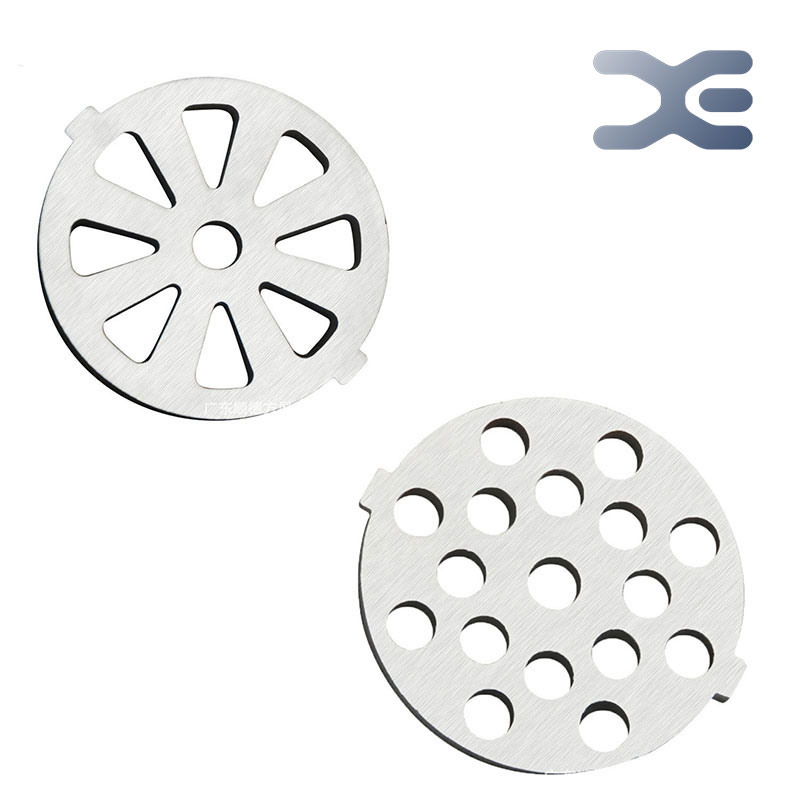 2pcs SET Meat Grinder Parts For Panasonic (57.6mm) Diameter Stainless Steel Acesorios Para Amoladora (4mm) Thick High Quality george orwell the essential комплект из 4 книг