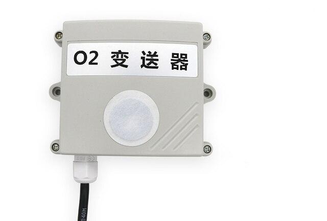 المنزل الذكي ل LGS4O2 الأكسجين الاستشعار وحدة الأكسجين الارسال معايرة RS485 وحدة O2 تركيز جهاز استكشاف وحدة