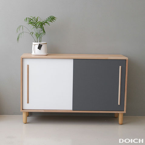 Dodge Scandinavian modern style furniture small apartment ...