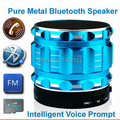 Portable Mini Bluetooth Speakers Metal Wireless Smart Computer sound Speaker Subwoofer With MP3 Player Support SD Card