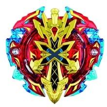 Top Beyblade original Burst med startar Starter Xeno Excalibur.M.I Starter Zillion Zeus I.W B-48 B-66 beyblade Leksaker till salu