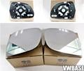 ESPELHO RETROVISOR AQUECIDO VIDRO c7 Audi A6lc6 Interruptor Da A3 A4L B8 B9 Q3 Q5 Q7 originais espelho lateral espelho retrovisor lente de aquecimento elétrico