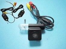 Беспроводной цветной HD CCD камера заднего вида парковка задним ходом для mercedes-benz c-класса W203 e-новые класса W211 CLS W219 W209