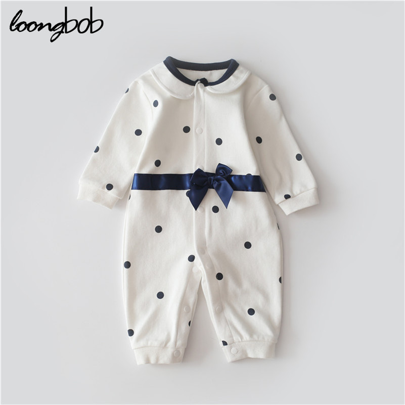 Baby Clothing Newborn Baby Girls Romper Clothes Long Sleeve Infant Product Toddler Infantil Cotton Cute Romper Jumpsuit newborn baby girls rompers 100% cotton long sleeve angel wings leisure body suit clothing toddler jumpsuit infant boys clothes