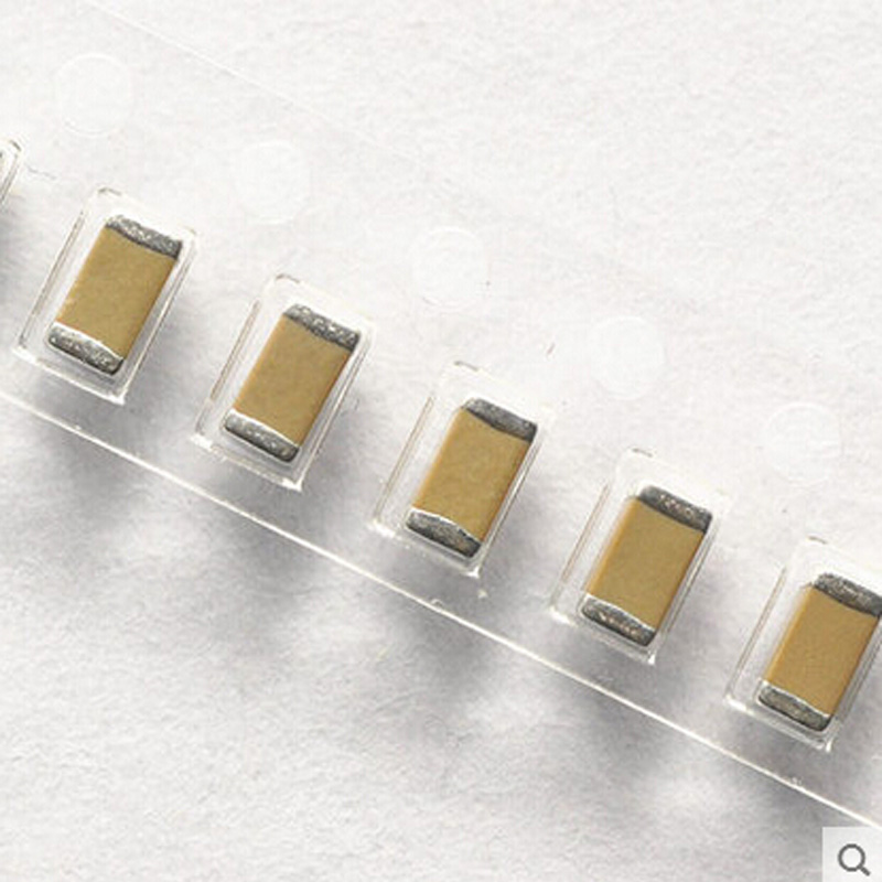 1206 10 x Keramik Kondensator X5R 20/% NEU 22uF 6,3V