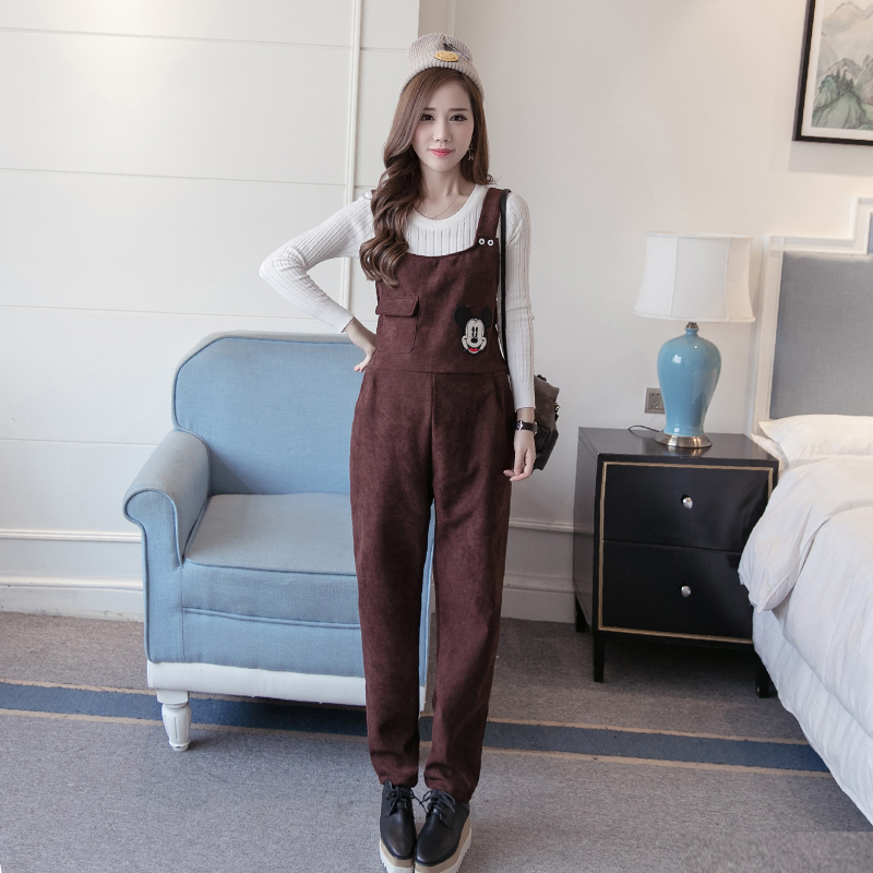 Fashion Maternity Jumpsuit Casual Overalls Pants Pregnancy Clothing For Pregnant Women Pregnancy Bib Pants 2017 summer maternity bib overalls black white pregnancy dungarees pregnant pants fashion jumpsuits for pregnant women