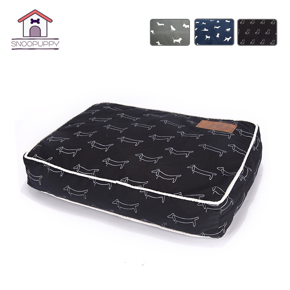 Pets Dog Bed Mats Breathable Weaterproof Beds Suit For Small Large Dogs Pet Cat Soft Beds Mats