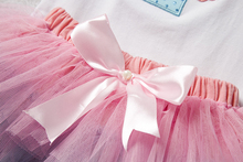 Newborn Infant Baby Girl 1 Year Birthday Outfit