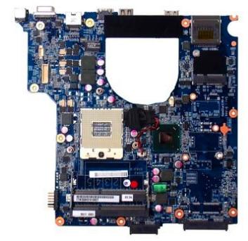 Pour Hasee pour Raytheon pour CLEVO W7535 W7520 W255HU Cx541b 15A carte mère 6-71-w24h0-d02a 100% fonctionnent parfaitement