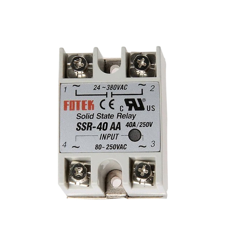 30pcs lot SSR 40AA 40A Solid State Relay AC Control AC AC Solid State Relay