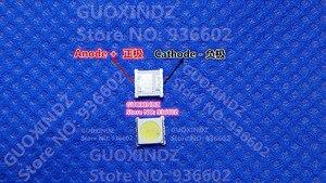 Image 1 - Dongbu LED LED תאורה אחורית AT422 גבוהה כוח LED 1.5W 3V 3535 4040 מגניב לבן LCD תאורה אחורית עבור טלוויזיה טלוויזיה יישום AT442A1GNE