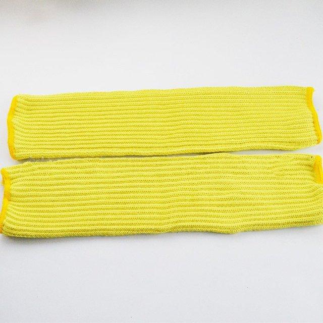 Kevlar anti-corte braçadeira de pulso de auto-defesa anti-cut cut-resistente braçadeira braçadeira