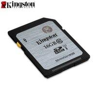 Original Kingston Memory Card 16gb 32gb 64gb 128gb Sd Hc Xc SDHC SDXC Uhs I HD