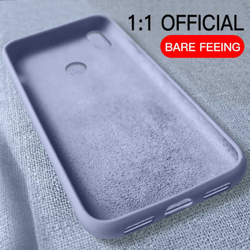 For xiaomi redmi note 7 6 Pro 6A case silicon soft Mi 9 SE 8 Lite A2 MIX 2 3 2S 6X Mi Play Slim Soft Cover Cases