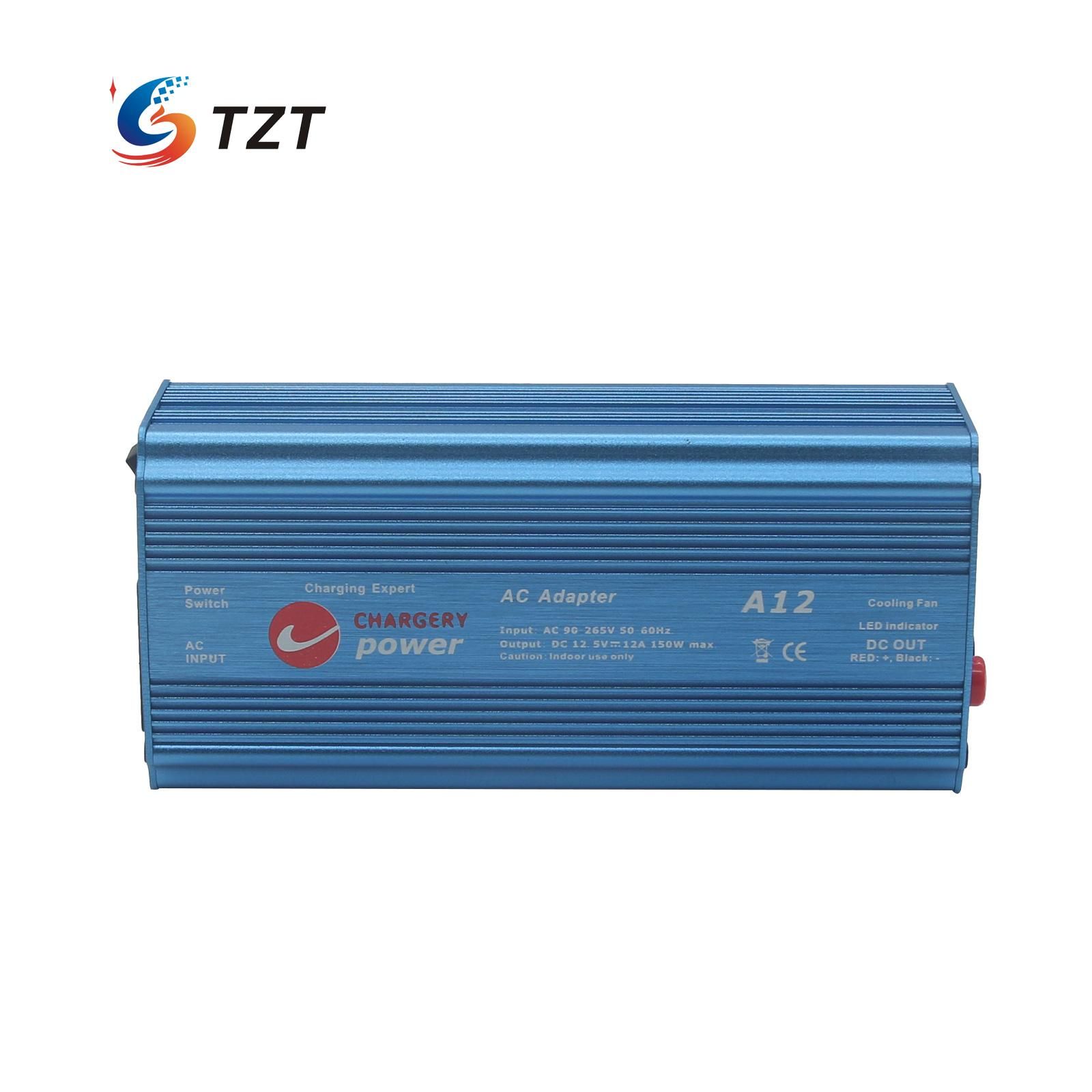 Chargery Power A12 AC-DC Charger Power Supply PSU AC90-265V to DC 12V Switching Power Supply мультиметр uyigao ac dc ua18