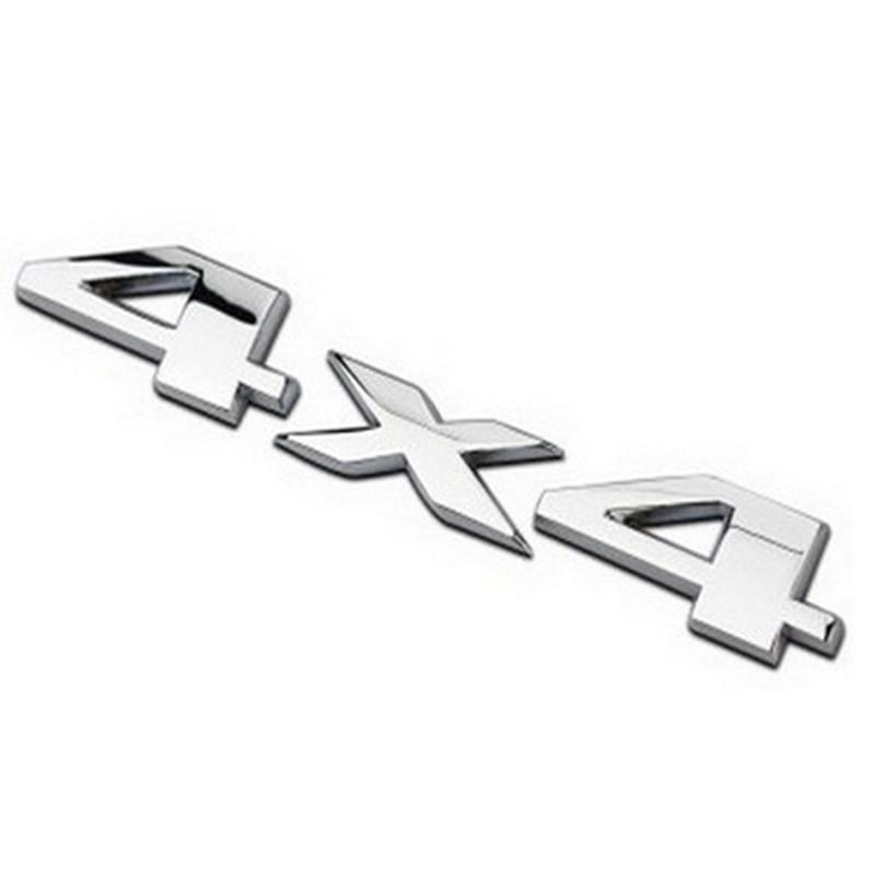 """""""DSYCAR 3D 4x4 Moto"""" automobilio lipdukas. Logotipo emblemos - Automobilių išoriniai aksesuarai - Nuotrauka 4"""