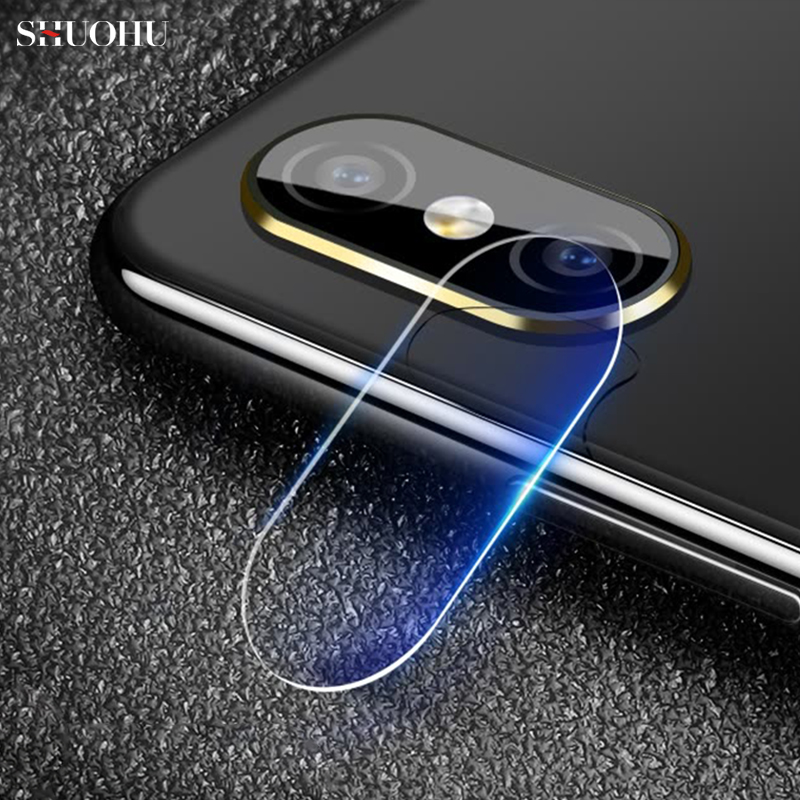 Camera Lens Tempered Glass For Xiaomi Mi 8 se explore 6 A1 A2 5 Max 2 Mix 2S Redmi 5 Plus S2 Y2 Note 5 Global Pro Protector Film