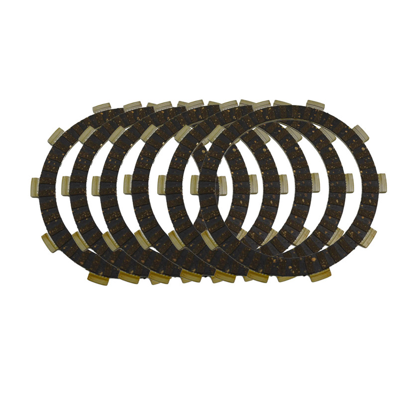 Motorcycle Clutch Friction Plates Kit Set for <font><b>YAMAHA</b></font> XT225 <font><b>XT</b></font> 225 #CP-0002 (Fits: XT225) image
