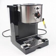 CUKYI 3 в 1 кофеварка ручка полуавтоматическая капсула кофе машина эспрессо, капучино Кофе чайник высокого Давление пара 20 бар 1.5L 220 В
