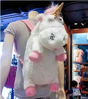 Pulsuz çatdırılma 1 ədəd pərakəndə doğum günü hədiyyəsi unicorn nağıl at çantası təmtəraqlı sırt çantası oyuncaqlar qızlar oğlan uşaqları christmas party