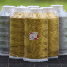 0.3mm Golden Cannetille Cord+DIy Jewelry Accessories Twine Ply Yarn  Purl Cords  Bracelet  Macrame Rope Earrings String