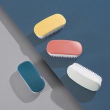 Household cleaning multi-functional  plastic shoe brush soft laundry washing 13*6*4cm