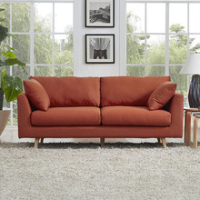 Office-Furniture Sofa Sectional-Sofa-Set Sillones Recliner Fabric Solid-Wood Fashion