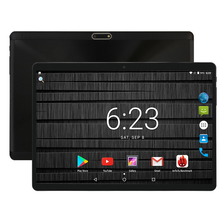 """2018 New 10 inch Tablet PC 3G 4G LTE 8 Cores 4GB RAM 64GB ROM Dual SIM Bluetooth WiFi 5.0MP 10.1"""" Tempered Glass 2.5D Screen"""