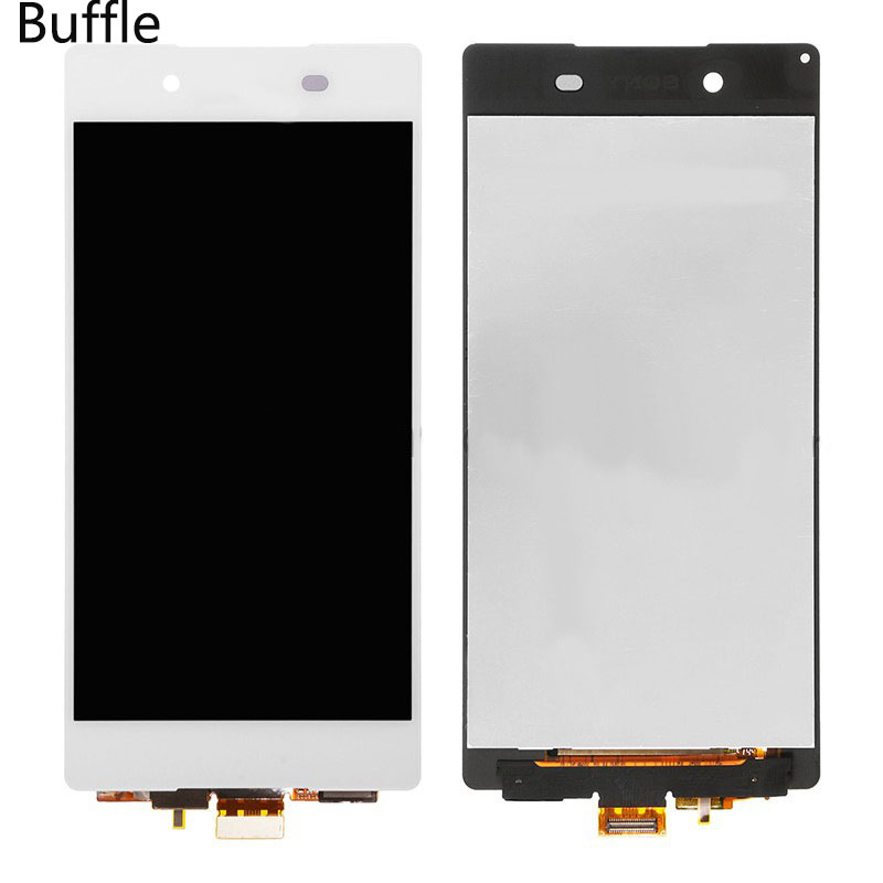1 Pcs High Quality For Sony Xperia Z3 Mini Compact LCD Display Touch Screen with Digitizer Assembly Replacement , Free shipping