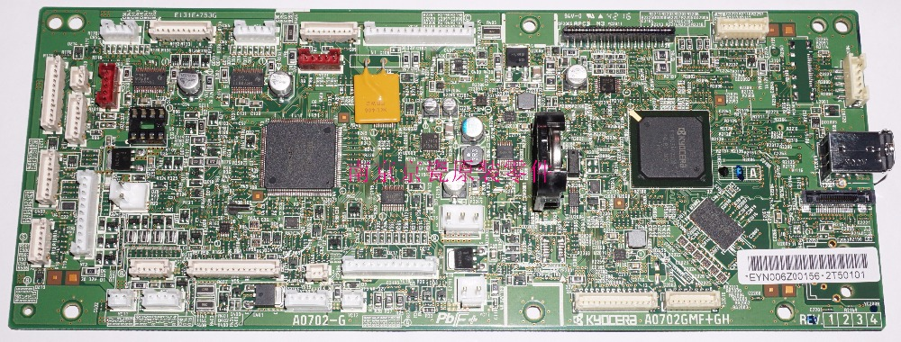 New Original Kyocera 302T594010 PWB MAIN ENGINE ASSY CN for:TA2011 2211 new original kyocera pwb assy main for p2035d