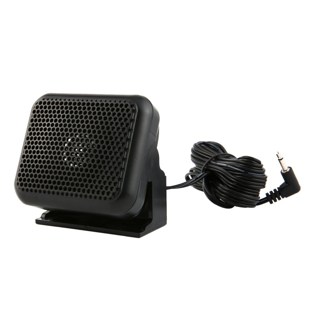 3.5mm P600 Car Radio Mini External Speaker Portable Car Radios LoudSpeaker