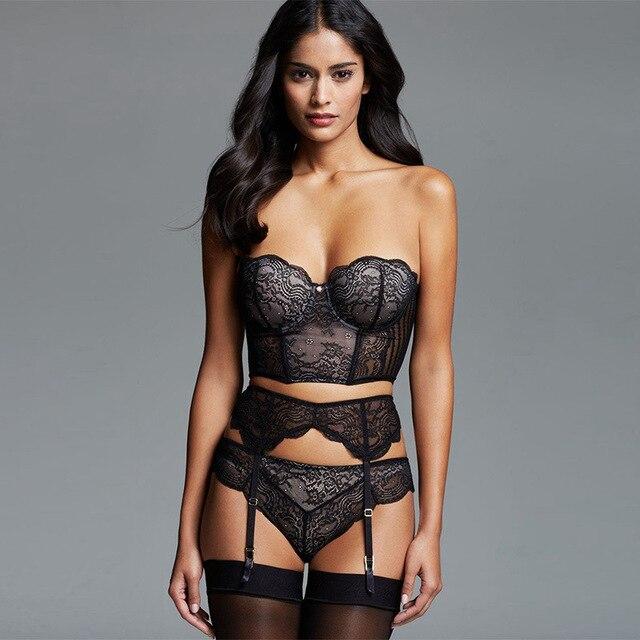 lingerie 3 pieces