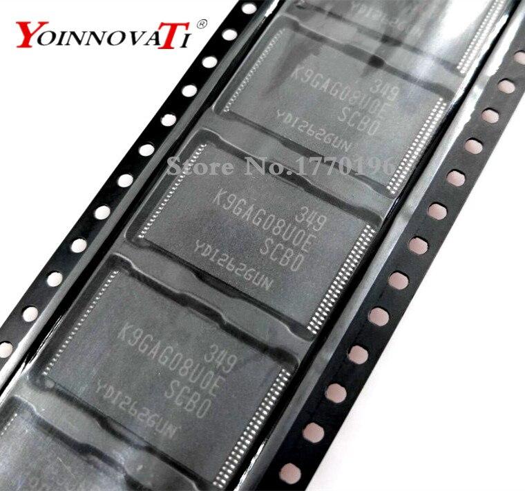 Free shipping 50pcs lot K9GAG08U0E K9GAG08UOE SCBO K9GAG08U0E SCB0 TSOP IC Best quality