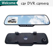 2.7 Inch Full HD1080P Car DVR RearView Mirror Camera DV800 with 120 Degree Wide Angle Loop Recorder Motion Detection G-Sensor
