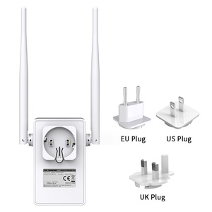 Image 4 - Comfast 300   750 Mbps Wireless WiFi Repeater Signal Amplifier 2*5dbi Antenna Wireless Access Point AP Wi Fi Range Extend Router