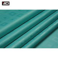 ACI Fashion Design African Fabric 10 Yards Nigeria Damask Jacquard Silk Bazin Riche Tissu Fabric Good Quality Guinea Brocade